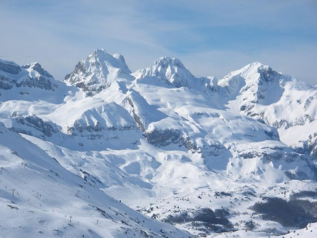 Wintersporten in Spanje: Astún
